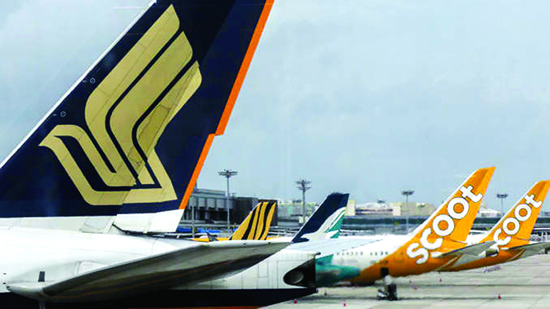 SIA Group becomes first to operate flights with vaccinated crew