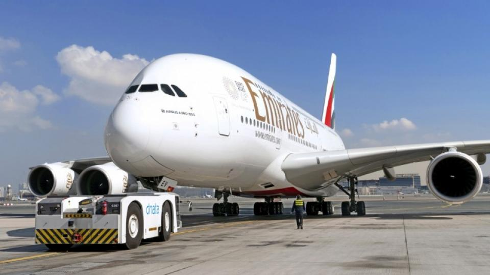 Emirates records first ever USD 3.8b half-year loss in over 30 years