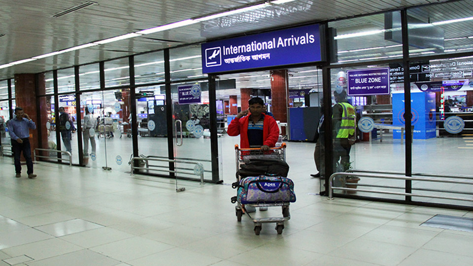 Quarantine in Bangladesh required for travellers from 13 countries